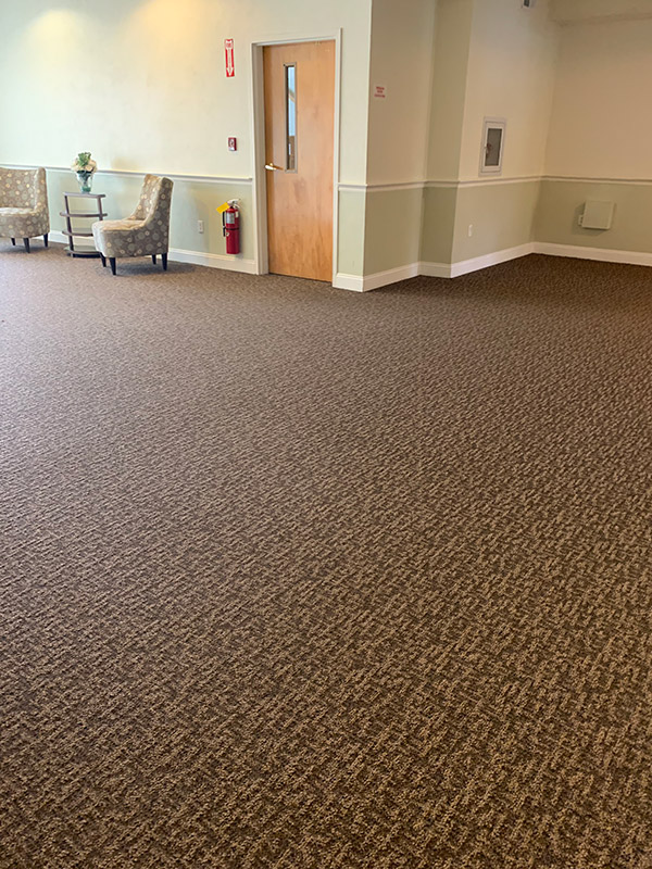 commercial business carpet